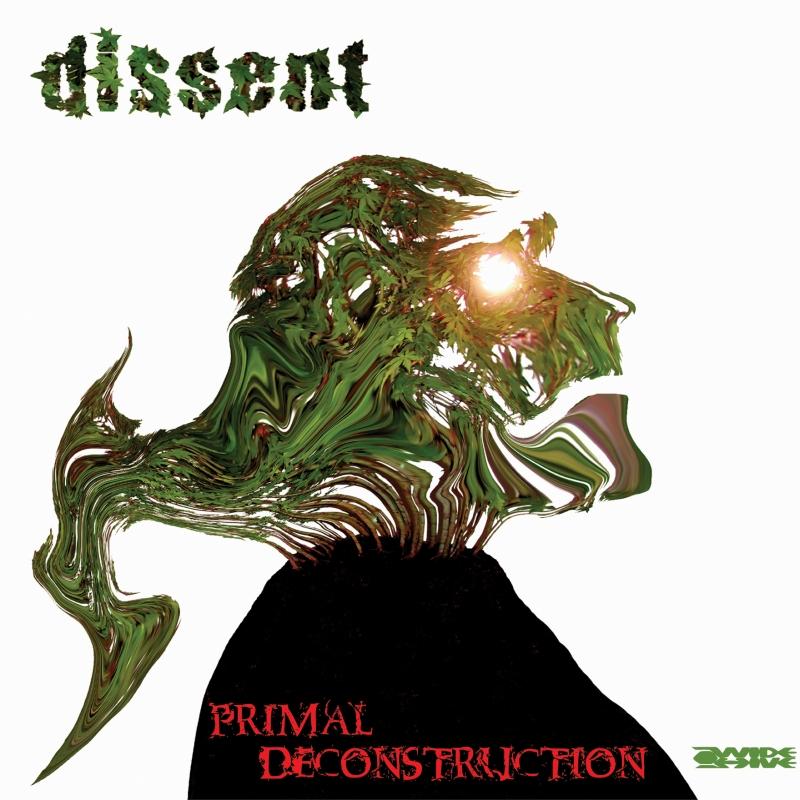 "The cover of the dissent album ""Primal Deconstruction."""