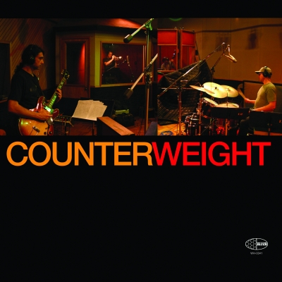 """A photo of the cover of the album """"Counterweight"""" by """"Counterweight"""""""