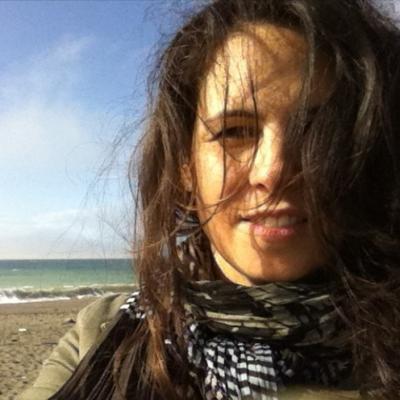 A photo of Nathalie Sanchez.